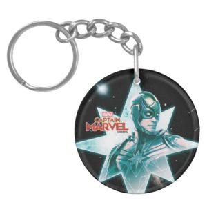 Captain Marvel | Starforce Commander Keychain