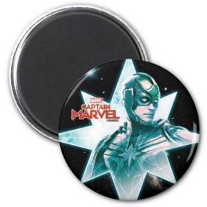 Captain Marvel | Starforce Commander Magnet