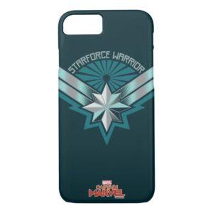 Captain Marvel | Starforce Warrior Star Embelm Case-Mate iPhone Case