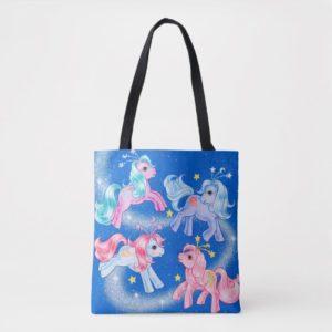 Celestial Ponies Tote Bag