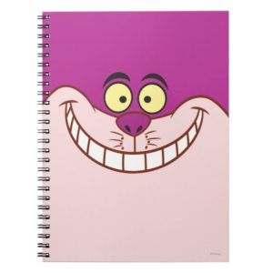 Cheshire Cat Face Notebook