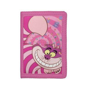 Cheshire Cat Tri-fold Wallet