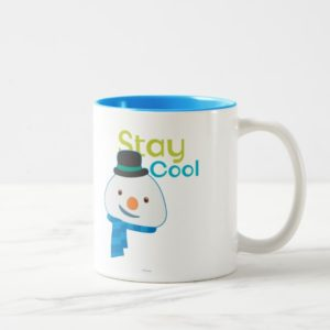 Chilly- Stay Cool 2 Two-Tone Coffee Mug