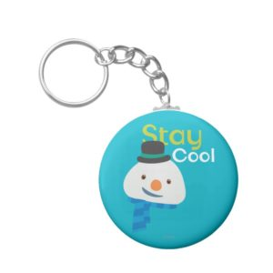 Chilly- Stay Cool 3 Keychain