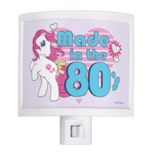 Classic | Roseluck | Made In The 80's Night Light