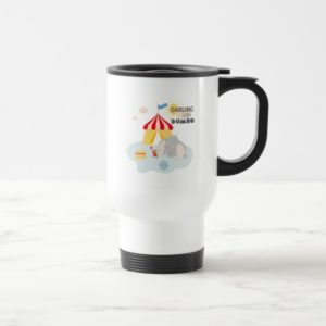 Darling Little Dumbo & Timothy Travel Mug