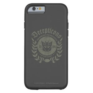 Decepticons 1984 - Your Knowledge Case-Mate iPhone Case