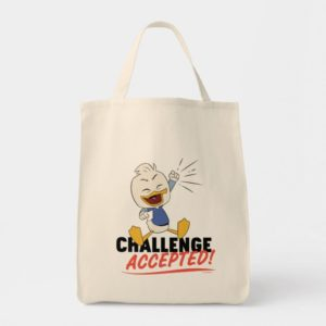 Dewey Duck | Challenge Accepted! Tote Bag