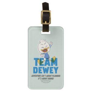 Dewey Duck | Team Dewey - Adventure Bag Tag