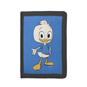 Dewey Duck Trifold Wallet