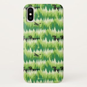 Dino Forest Pattern Case-Mate iPhone Case