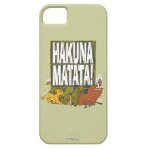 Disney Lion King Hakuna Matata! Case-Mate iPhone Case