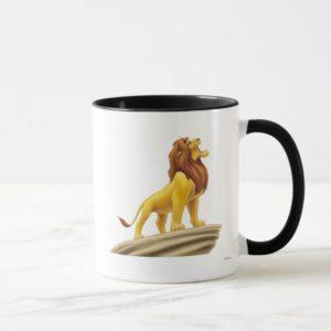 Disney Lion King Mufasa Mug