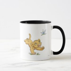 Disney Lion King Simba Mug