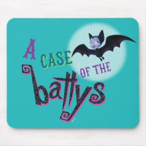 Disney | Vampirina - Funny Bat Quote Mouse Pad