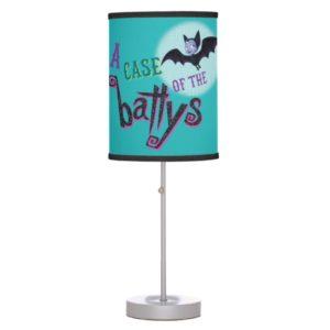 Disney | Vampirina - Funny Bat Quote Table Lamp
