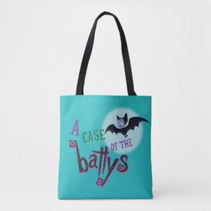 Disney | Vampirina - Funny Bat Quote Tote Bag