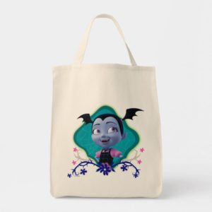 Disney | Vampirina - Vee - Gothic Floral Tote Bag