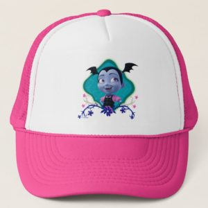 Disney   Vampirina - Vee - Gothic Floral Trucker Hat
