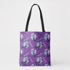Disney | Vampirina - Vee - Gothic Pattern Tote Bag