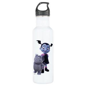 Disney | Vampirina - Vee & Gregoria - Cool Gothic Stainless Steel Water Bottle
