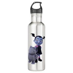 Disney | Vampirina - Vee & Gregoria - Cool Gothic Water Bottle