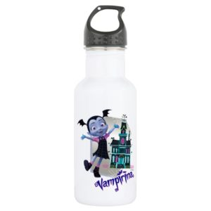 Disney | Vampirina - Vee - Haunted House Stainless Steel Water Bottle