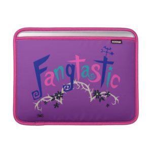 Disney   Vampirina - Vee - Spooky Typography MacBook Sleeve