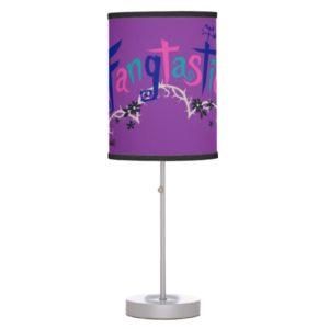 Disney   Vampirina - Vee - Spooky Typography Table Lamp