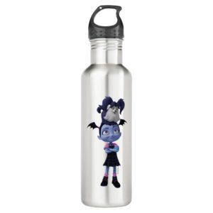 Disney   Vampirina - Vee & Wolfie - Best Friends Water Bottle