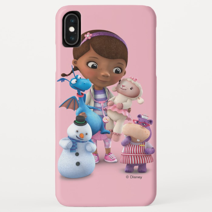 meet 24b3e 89220 Doc McStuffins and Her Animal Friends Case-Mate iPhone Case