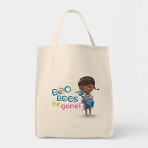 Doc McStuffins and Stuffy - Boo Boos Be Gone 2 Tote Bag
