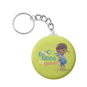 Doc McStuffins and Stuffy - Boo Boos Be Gone Keychain
