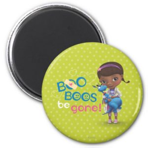 Doc McStuffins and Stuffy - Boo Boos Be Gone Magnet