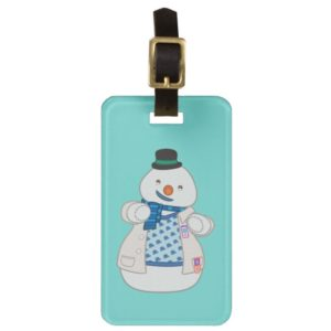 Doc McStuffins | Chilly Bag Tag
