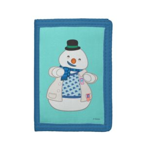 Doc McStuffins | Chilly Trifold Wallet