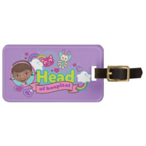 Doc McStuffins | Head of Hospital Luggage Tag