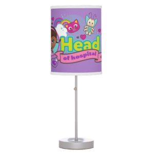 Doc McStuffins   Head of Hospital Table Lamp