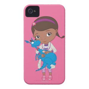 Doc McStuffins Holding  Stuffy Case-Mate iPhone Case
