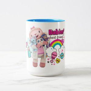 Doc McStuffins | Lambie - Babies Best Friend Two-Tone Coffee Mug