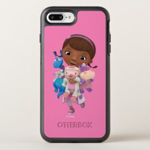 Doc McStuffins   Sharing the Care OtterBox iPhone Case