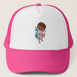 Doc McStuffins   Sharing the Care Trucker Hat