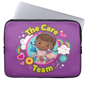 Doc McStuffins | The Care Team Computer Sleeve