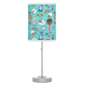 Doc McStuffins | The Care Team Pattern Table Lamp