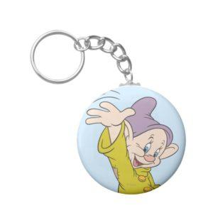 Dopey 4 keychain