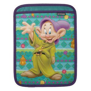 Dopey Waving iPad Sleeve