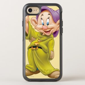 Dopey Waving OtterBox iPhone Case