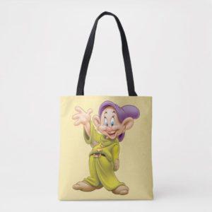 Dopey Waving Tote Bag