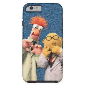 Dr. Bunsen Honeydew and Beaker Case-Mate iPhone Case