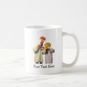 Dr. Bunsen Honeydew and Beaker Coffee Mug